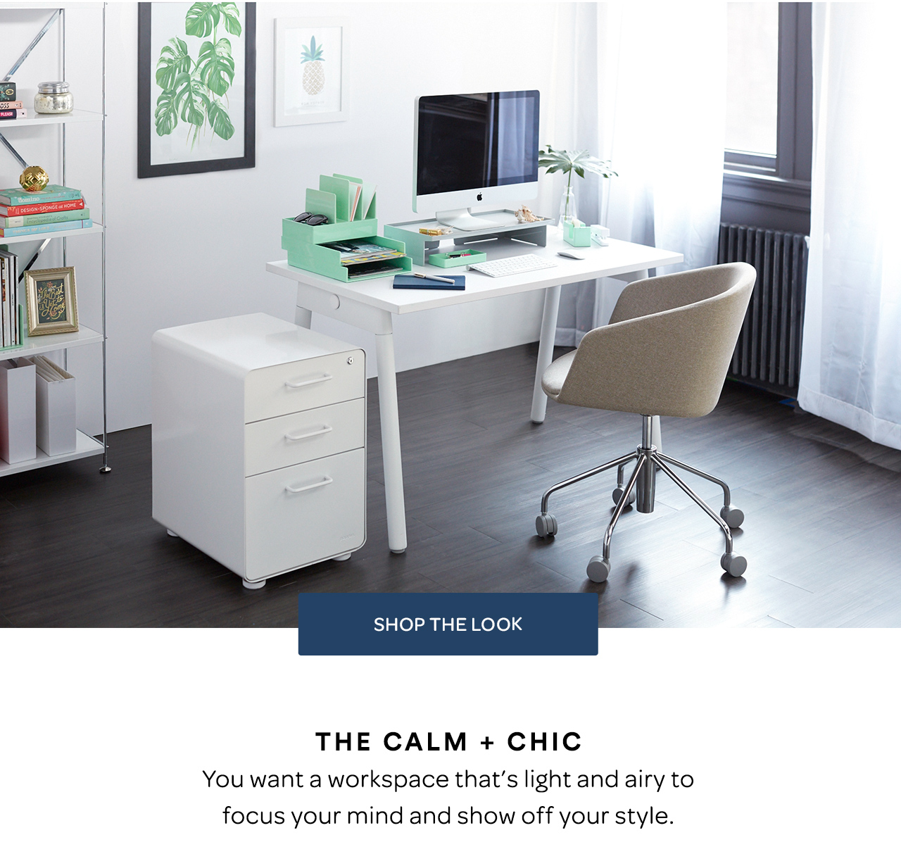 Poppin make your home office feel like home milled - Missguided head office address ...