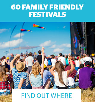 60 Family Friendly Festivals