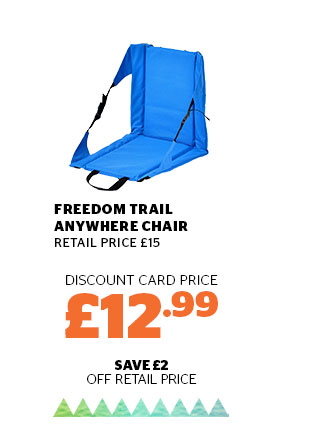 Freedom Trail Anywhere Chair