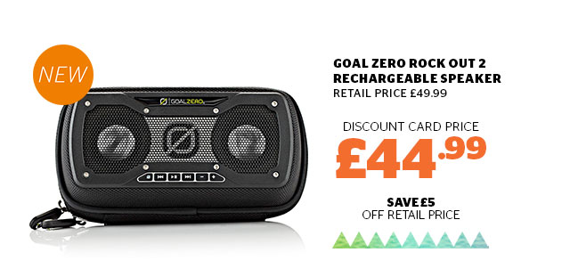 Hoal Zero Rock Out 2 Rechargeable Speaker
