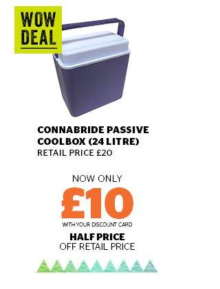 Connabride Passive Coolbox (24 Litre)