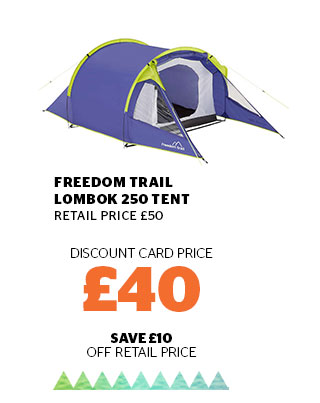 Freedom Trail Lombok 250 Tent