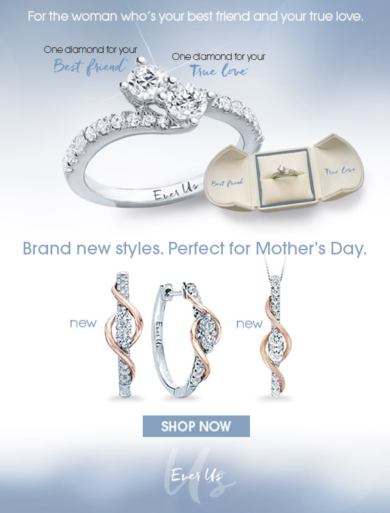 Zales: For Your Best Friend & True Love This Mother's Day ...