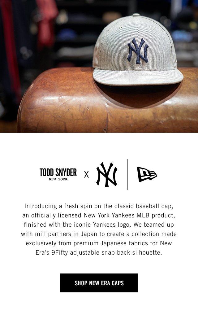 aec592c92ddaa Todd Snyder  Just In! Todd Snyder x Yankees