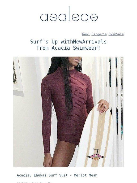076fffa31a6 Azalea: Aloha Acacia Swimwear for 2017! | Milled