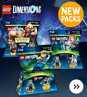 New LEGO Dimensions