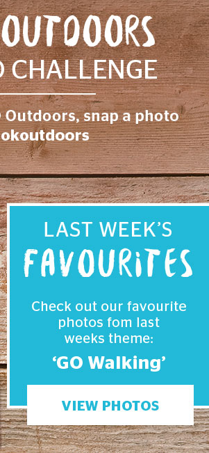 Scrapbook Outdoors: Last Week's Favourites