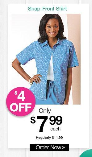 Shop Snap-Front Shirt