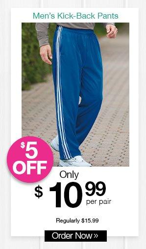 Shop Active Joe Kick-Back Pants