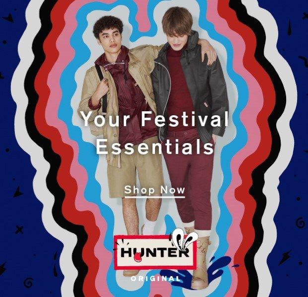 Your Festival Essentials