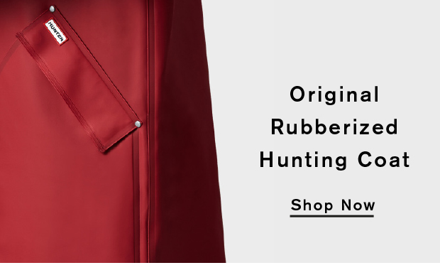 Original Rubberized Hunting Coat: Shop Now