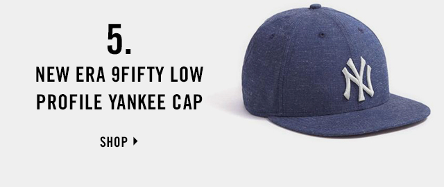 7a0f645ae TODD SNYDER + NEW ERA 9FIFTY LOW PROFILE YANKEE CAP IN INDIGO CHAMBRAY