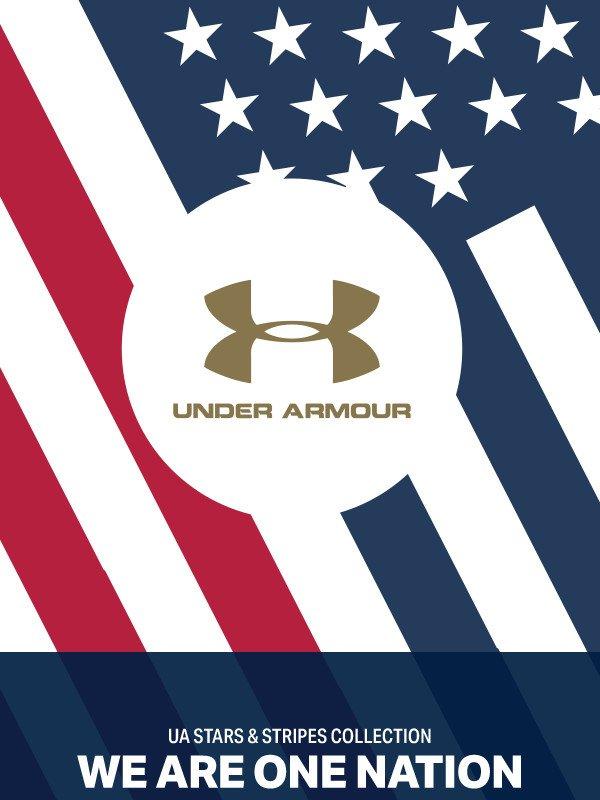Under Armour: UA Stars \u0026 Stripes