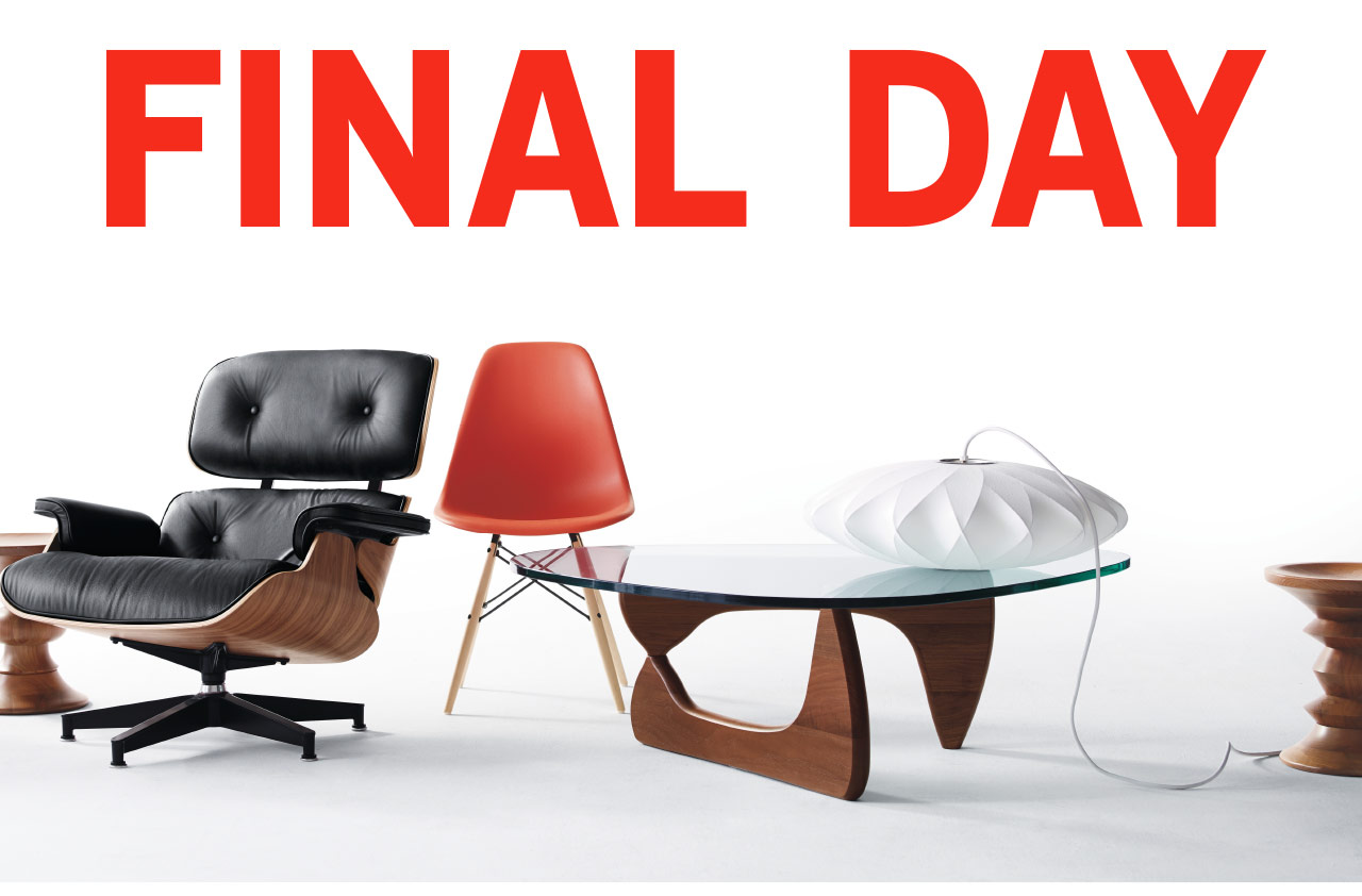 Herman Miller Sale Final Day