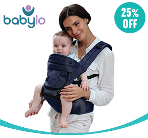 Babylo 3 Way Baby Carrier with Hip Seat