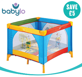 Babylo Safari Friends Playpen