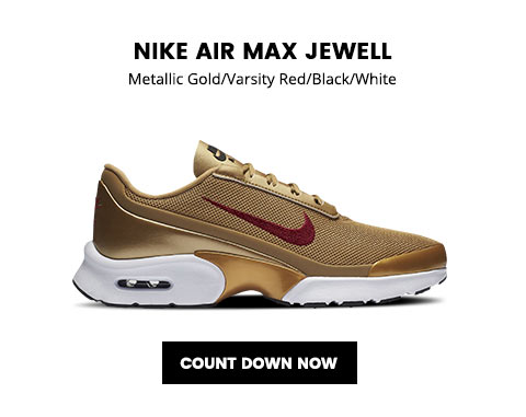 "8303f71d6b Lady Foot Locker: Nike Air Max Plus ""Metallic Gold   – available ..."