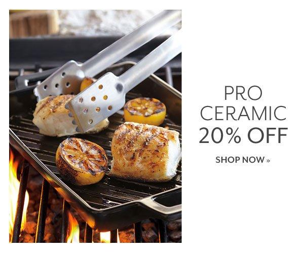 Pro Ceramic - 20% OFF