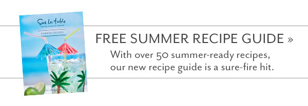 Free Summer Recipe Guide