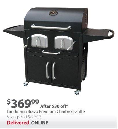 Landmann Bravo Premium Charbroil Grill