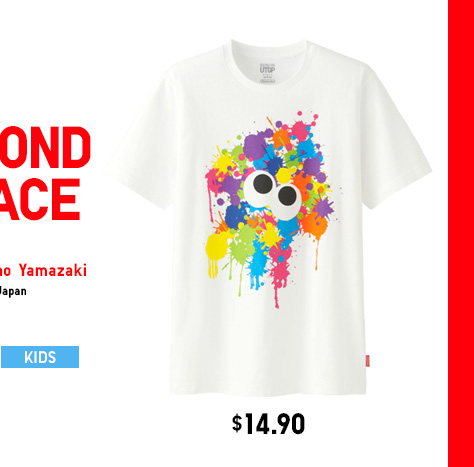 The Winning Designs Of Our Global T-shirt Design Competition. Second Place  - Shop Kids