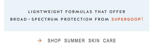 Shop summer essentials.