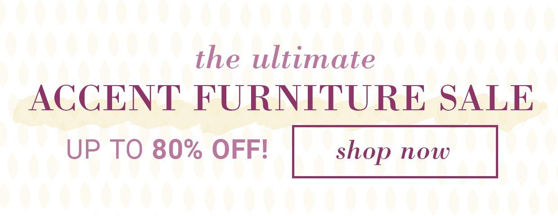 Accent Furniture Banner