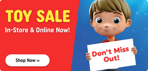 Toy Sale