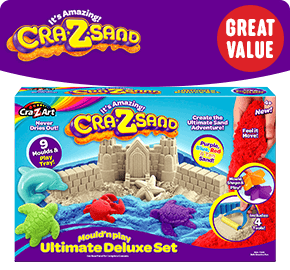 Cra-z-Sand Ultimate Deluxe Set