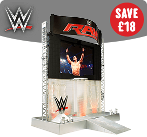 WWE Electronic Ultimate Entrance Stage Play Set