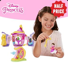 Disney Princess Little Kingdom Rapunzel's Stylin' Tower