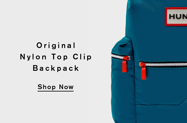 Original Nylon Top Clip Backpack: Shop Now