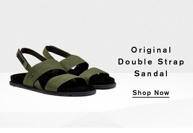 Original Double Strap Sandal: Shop Now