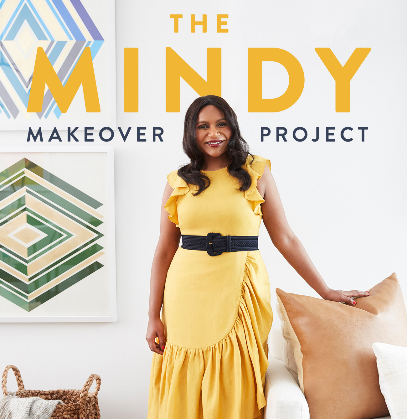 The Mindy Kaling Makeover Project