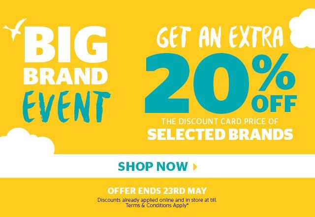 Big Brand Event