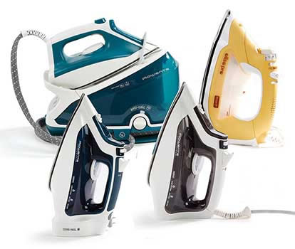 Entire Stock Irons and Steamers.
