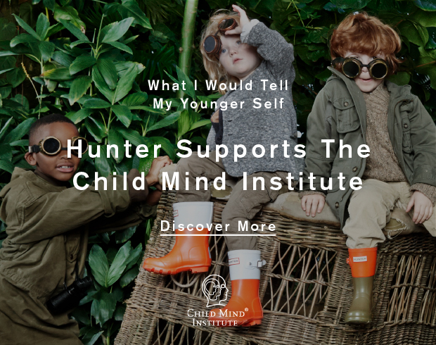 Hunter Supports The Child Mind Institute