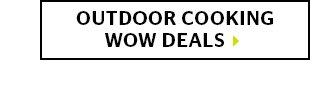 Outdoor Cooking Wow Deals