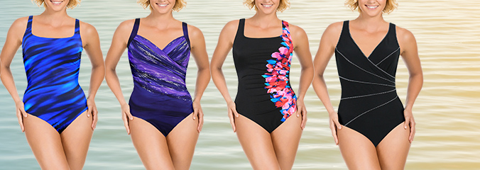 f06936e9ad8 Kirkland Signature by Miraclesuit Ladies' 1 Piece Swimsuit. Items available  at your local Costco