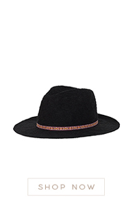kampae hat black
