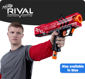 NERF Rival Apollo XV-700 Blaster - Red