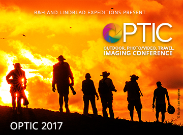 B&H And Lindblad Expeditions Present: OPTIC 2017