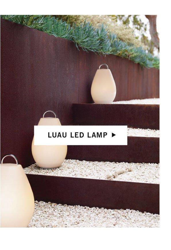 Luau LED Lamp