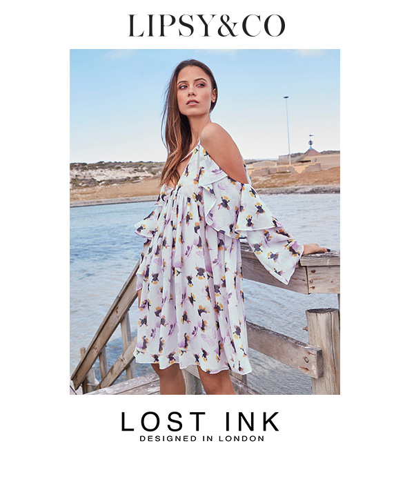 LIPSY & CO / Lost ink