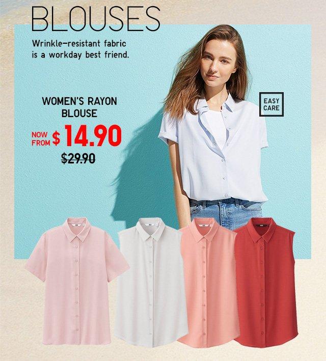 Women Blouses - Shop Now