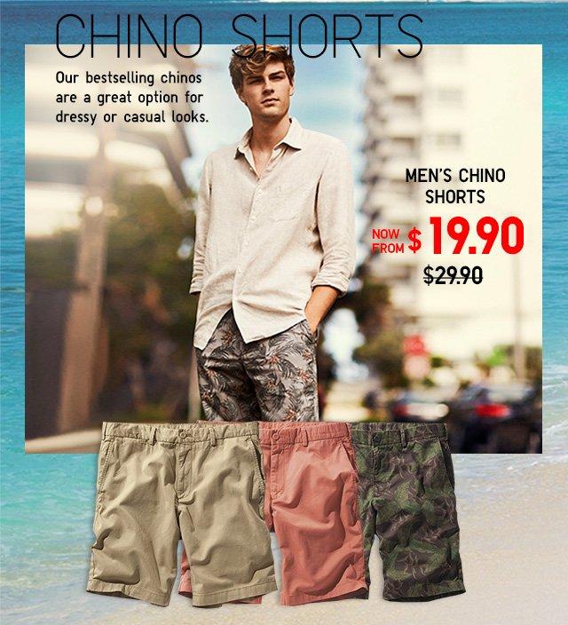 Men Chino Short - Shop Now