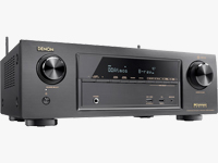 New AVR-X Series A/V Receivers