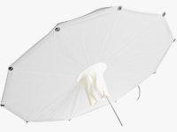 SoftLighter Umbrella with Removable Shaft
