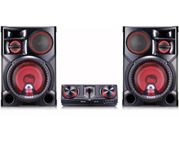 Pump Up the Jam with LG Speaker Systems
