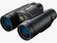 10x42 LaserForce Rangefinder Binocular